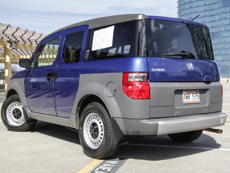 Honda Element LX 2004 price $9,995