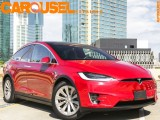 Tesla Model X 75D AWD 2018