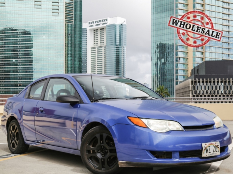 Saturn ION 2 Quad Coupe (Manual) 2004 price $1,995