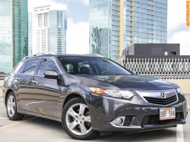 2014 Acura TSX Sport Wagon w/ Tech Package