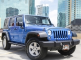 Jeep Wrangler 4WD Unlimited Sport 2015