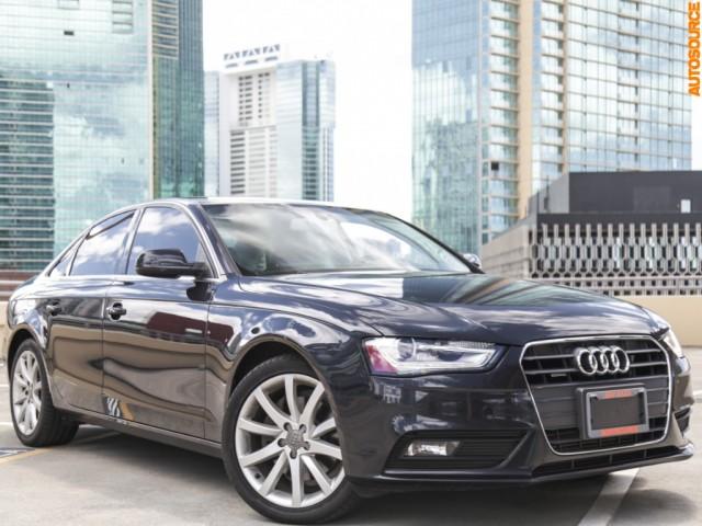 2013 Audi A4 Quattro Prestige (Manual)