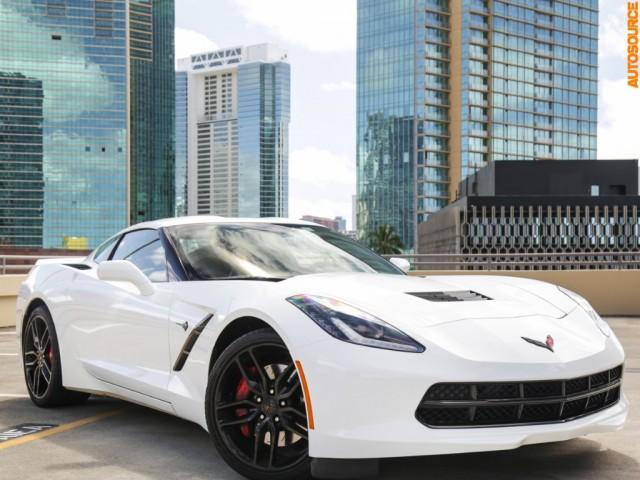 2017 Chevrolet Corvette Stingray Z51 (7-Speed Manual)