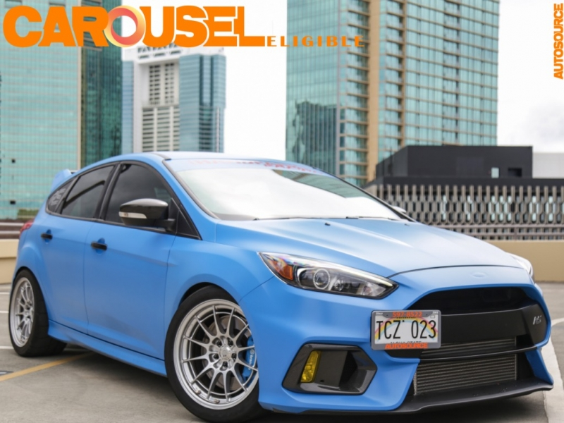 Ford Focus RS 2017 price $32,995