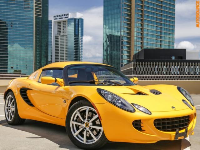 2007 Lotus SUPERCHARGED Elise (Manual)