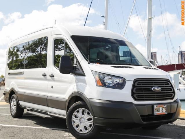 2015 Ford T350 Transit Wagon XL