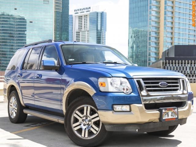 2010 Ford Explorer Eddie Bauer Edition