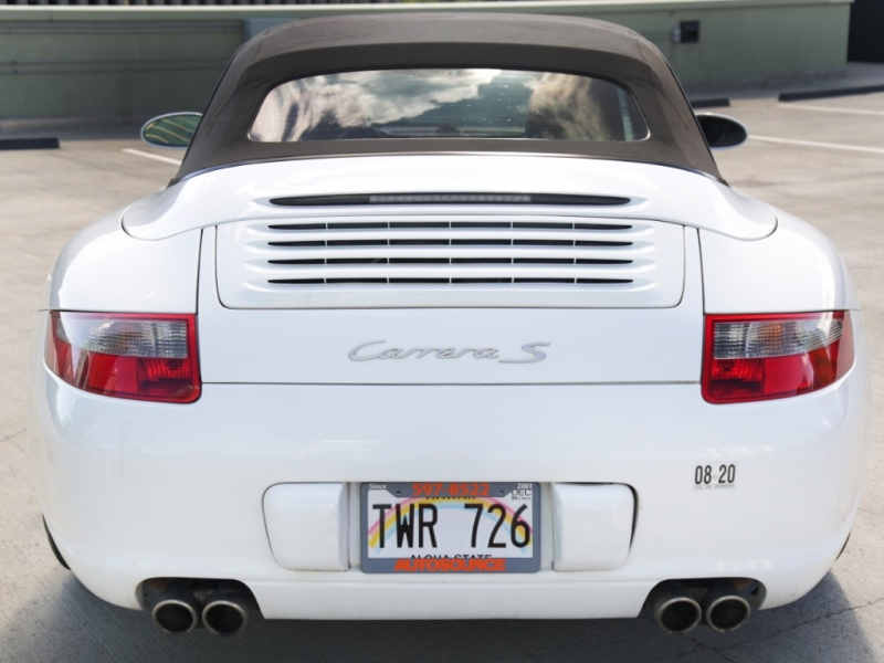 Porsche 911 Carrera S Cabriolet 2006 price $32,995