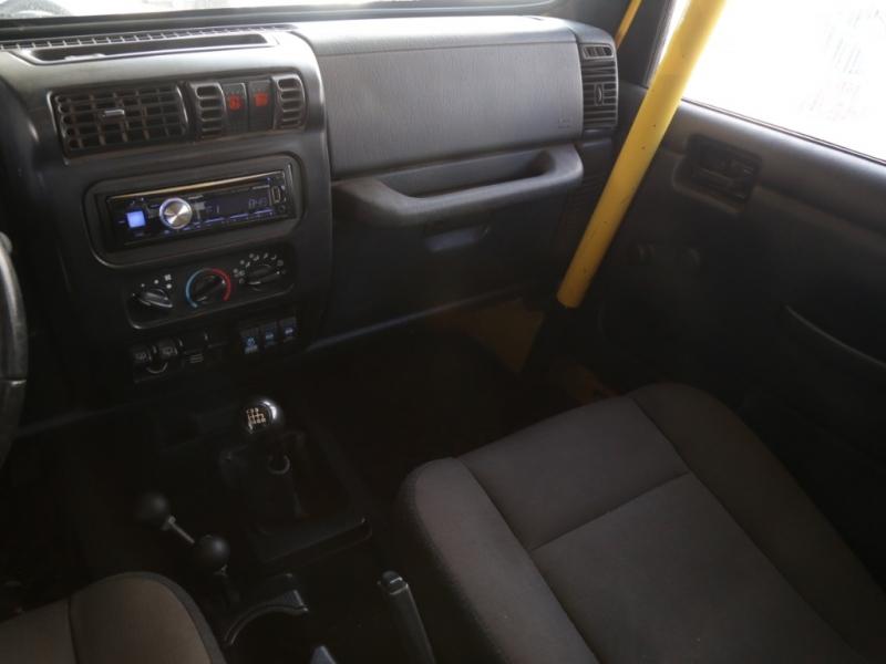 Jeep Lifted Wrangler X (Manual) 2006 price $19,995
