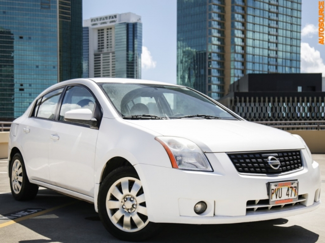 2008 Nissan Sentra S