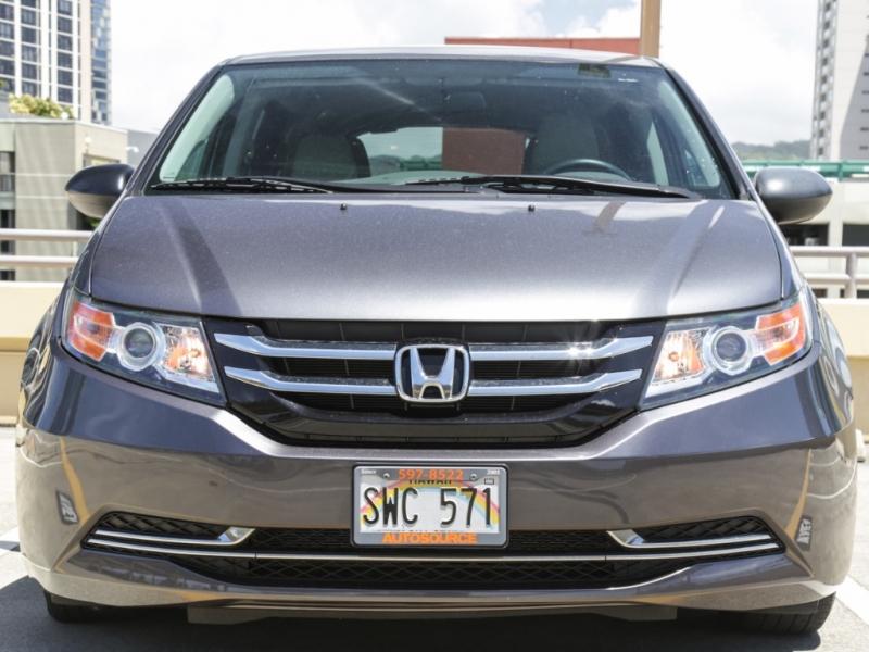 Honda Odyssey LX 2016 price $22,995