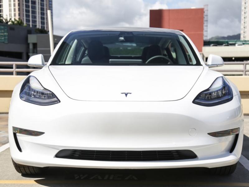 Tesla Model 3 2019 price
