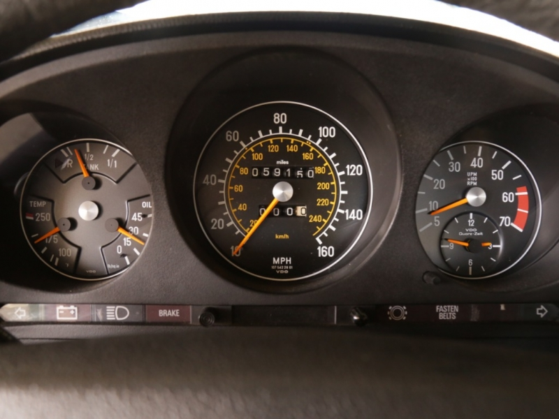 Mercedes-Benz 450SL 1977 price $19,995
