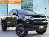 Chevrolet 6 Lifted Colorado 2016