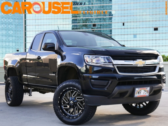 2016 Chevrolet 6 Lifted Colorado