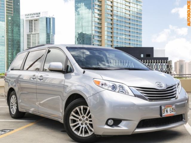 2014 Toyota Sienna XLE Premium