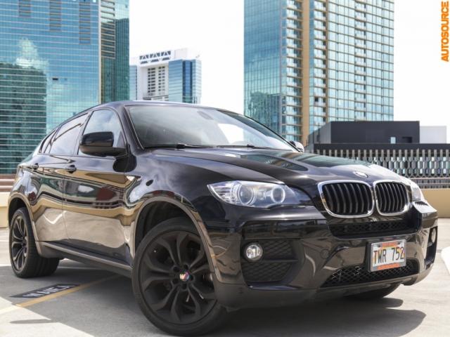 2014 BMW X6 M Sport
