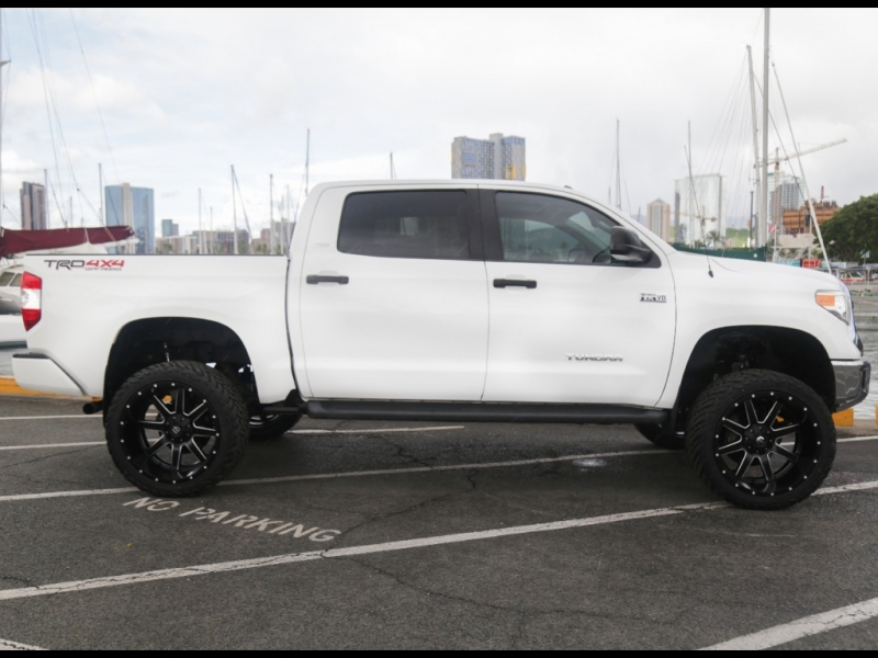 Toyota Lifted Tundra 4WD TRD OFFROAD 2017 price $49,995