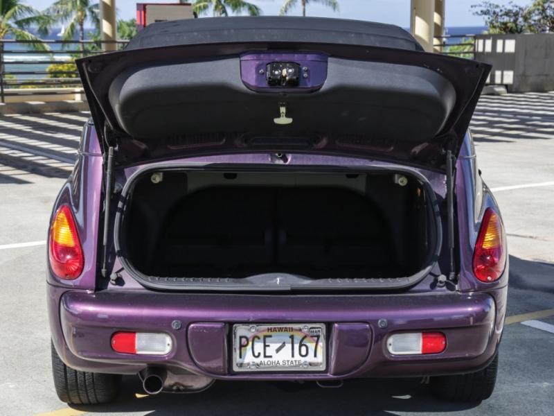 Chrysler PT Cruiser Convertible Touring 2005 price $4,995
