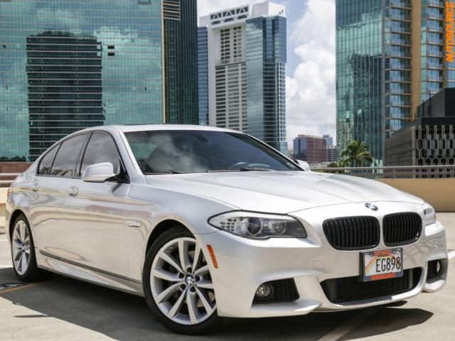 2011 BMW 535i M Sport