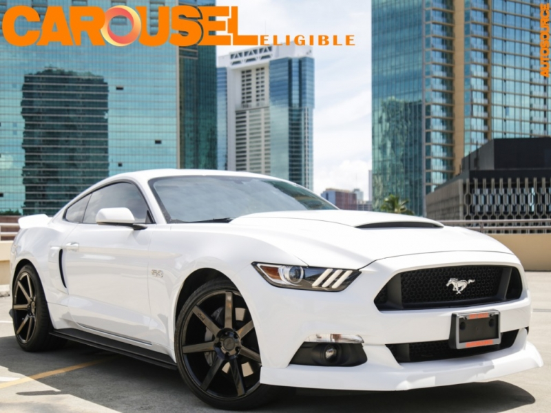 Ford Mustang GT 2017 price $29,995