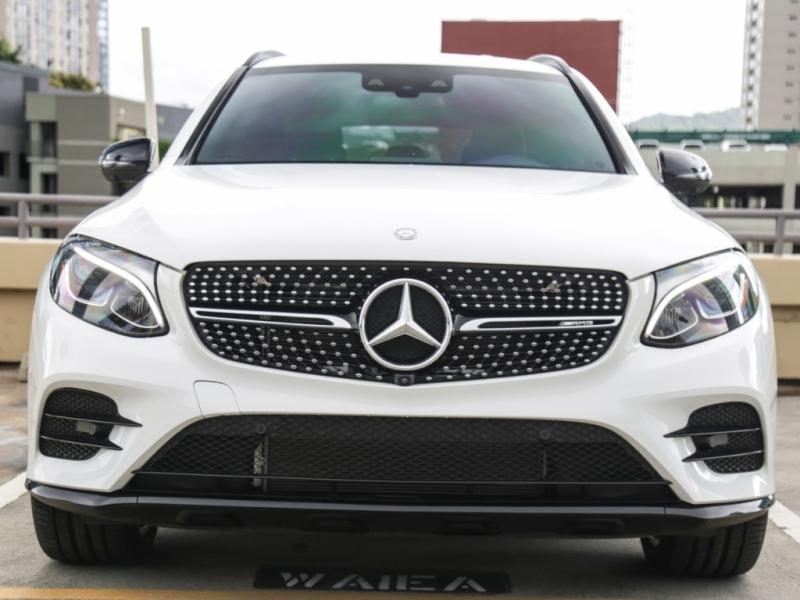 Mercedes-Benz GLC43 AMG 4MATIC 2017 price $44,995