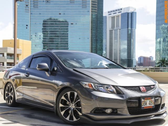 2013 Honda Civic Si (Manual)