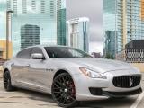 Maserati Quattroporte SQ4 2014
