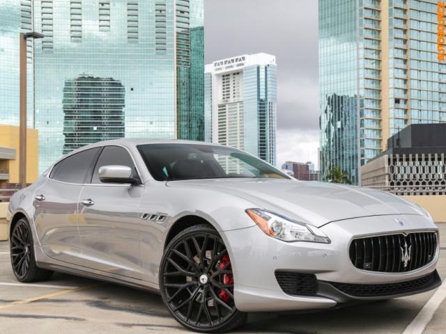 2014 Maserati Quattroporte SQ4