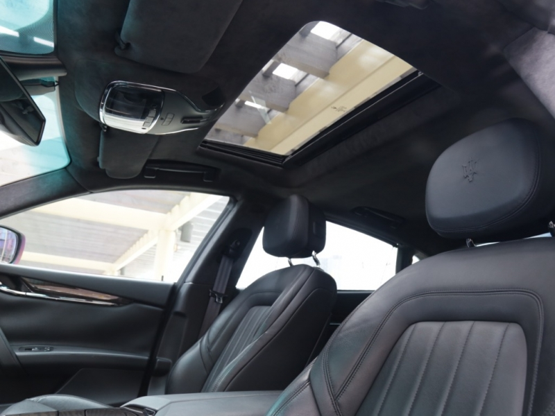 Maserati Quattroporte SQ4 2014 price $39,995