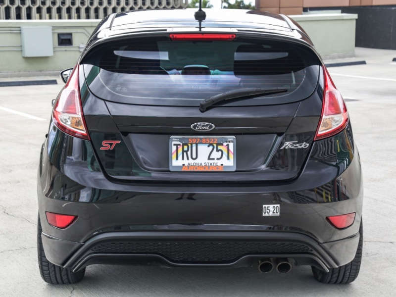 Ford Fiesta ST 2017 price $19,995