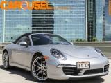 Porsche 911 Carrera Cabriolet 2015