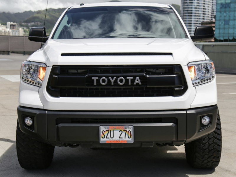 Toyota Lifted Tundra 4WD Double Cab 2017 price $39,995