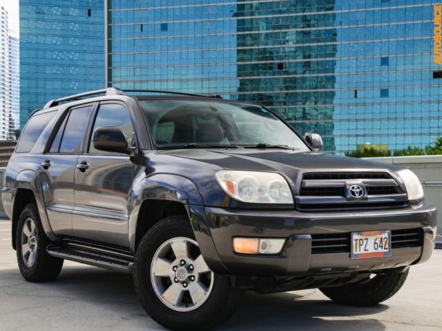 2003 Toyota 4WD 4Runner