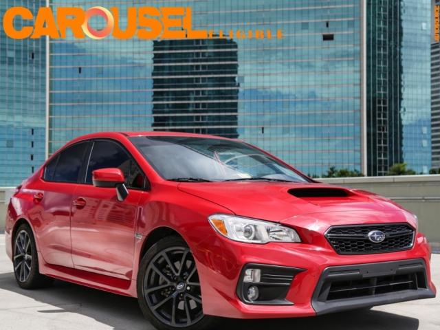 2018 Subaru WRX Premium Manual