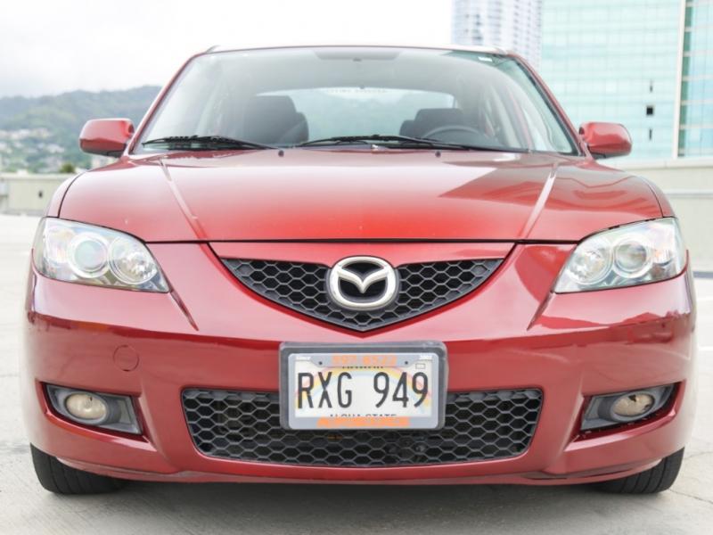 Mazda Mazda3 GX 2009 price $3,995