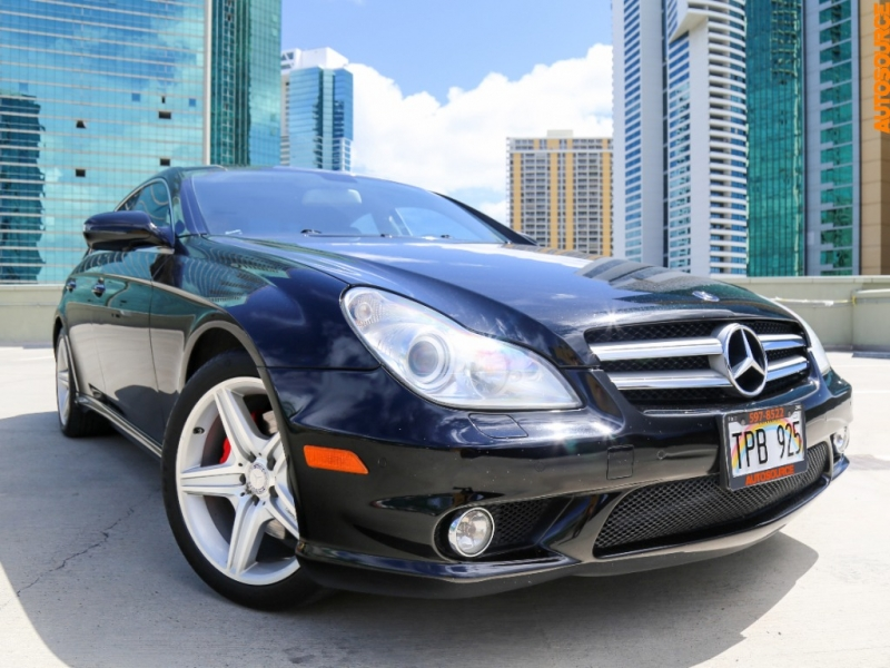 Mercedes-Benz CLS550 V8 2011 price $24,995