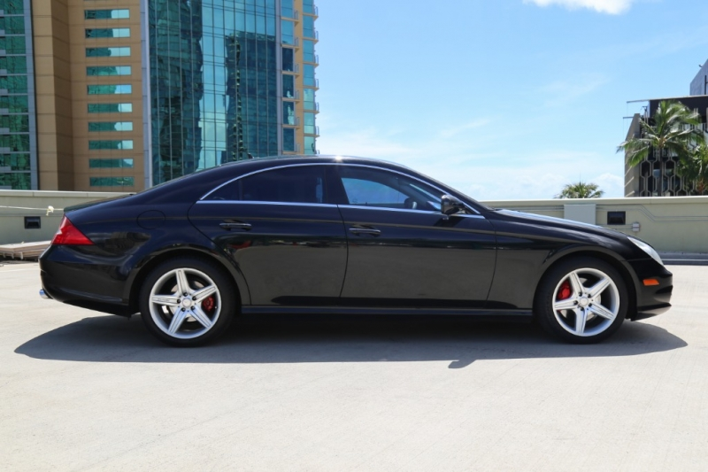 Mercedes-Benz CLS550 V8 2011 price $19,995