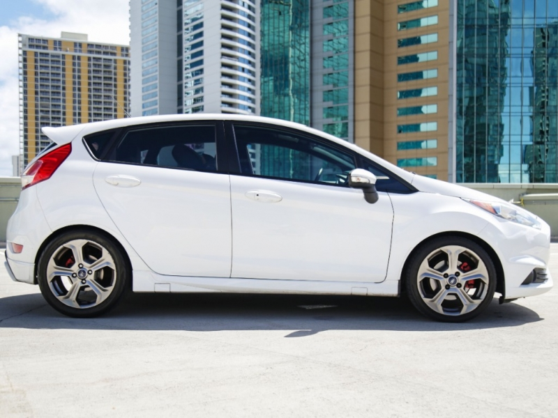Ford Fiesta ST (Manual) 2014 price $15,995