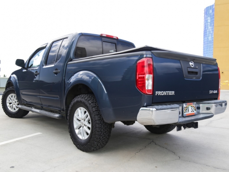 Nissan Frontier 4WD SV 2015 price $24,995