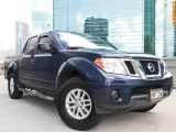 Nissan 4WD Frontier Pro-4X 2015