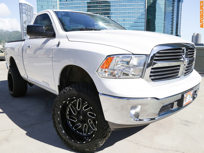 RAM 1500 LIFTED 6IN 4WD 2014 price $26,995