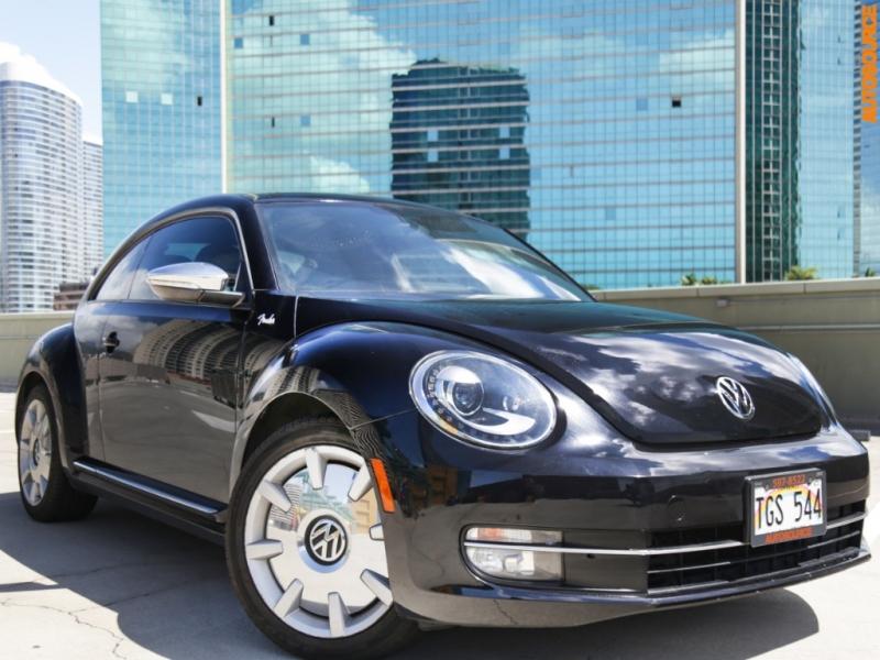 Volkswagen Beetle Turbo Fender Edition 2013 price $13,995