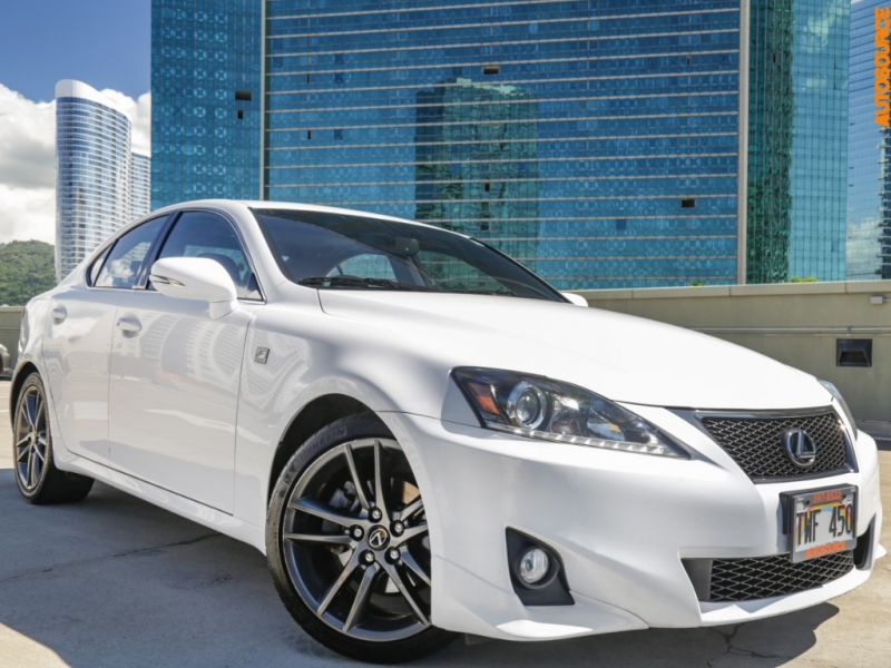 Lexus IS250 F-Sport 2013 price $19,995