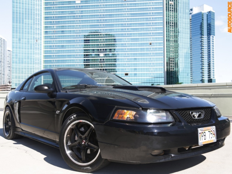 Ford Mustang GT 2003 price $9,995