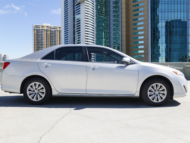 Toyota Camry LE 2014 price $14,995