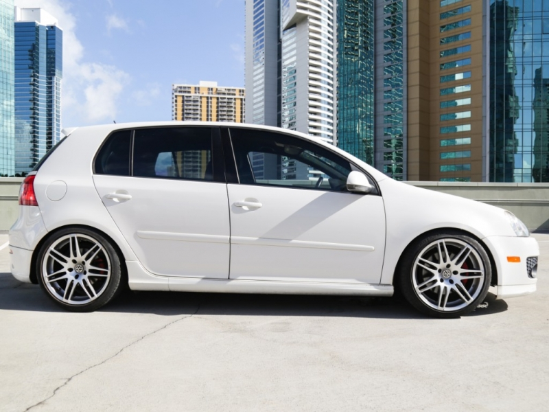 Volkswagen Golf GTI Manual 2007 price $9,995