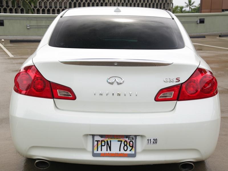 Infiniti G35S Journey 2008 price $12,995