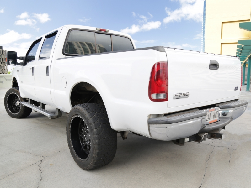 Ford Lifted F250 Diesel 4WD Crew Cab 2005 price $29,995