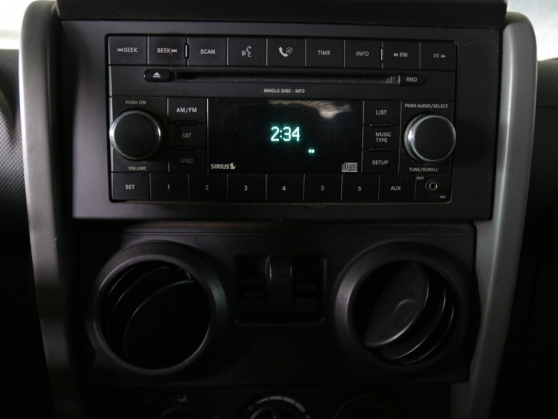 Jeep Wrangler 4WD Sahara Edition 2007 price $14,995